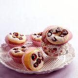 Kirsch-Käsemuffins