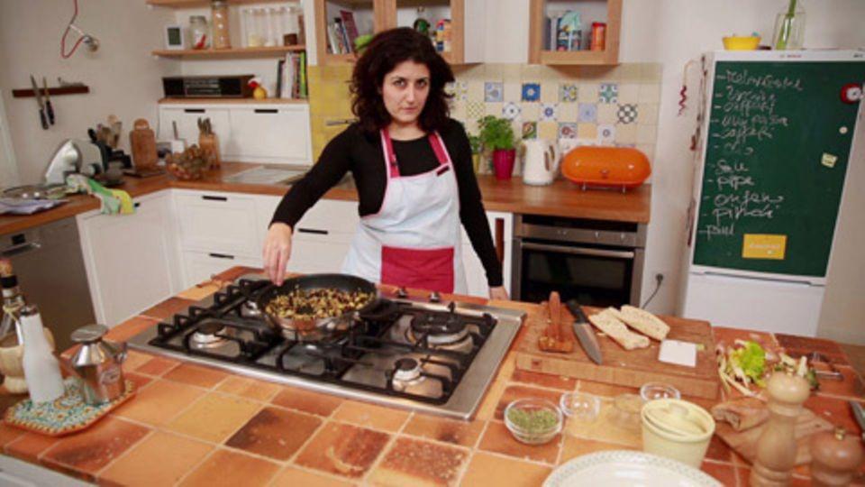Rezept für Caponata von Luisa Giannitti