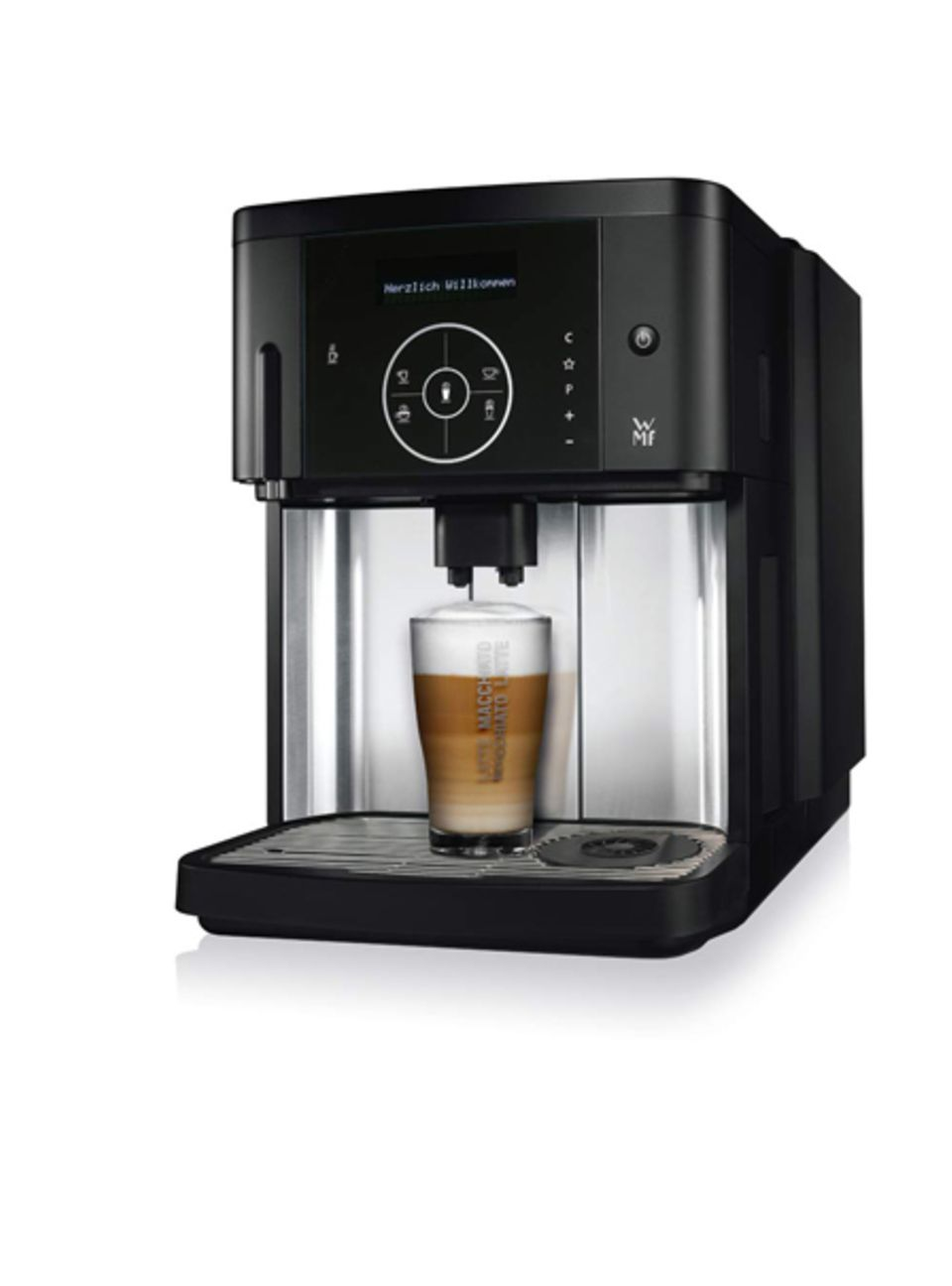 Heißer Espresso: Vollautomat 900plus