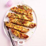 Pilz-Chorizo-Frittata