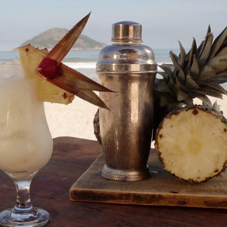 Video-Rezept für Pina Colada