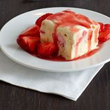 Erdbeer-Vanille-Parfait