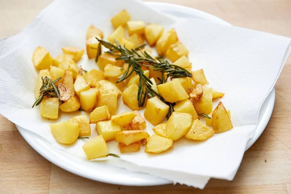 Rosmarin-Kartoffeln Rezept
