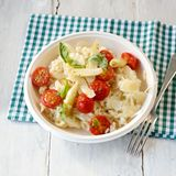 Spargel-Risotto