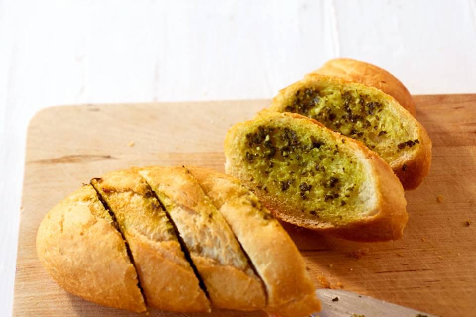 Bärlauch-Baguette Rezept