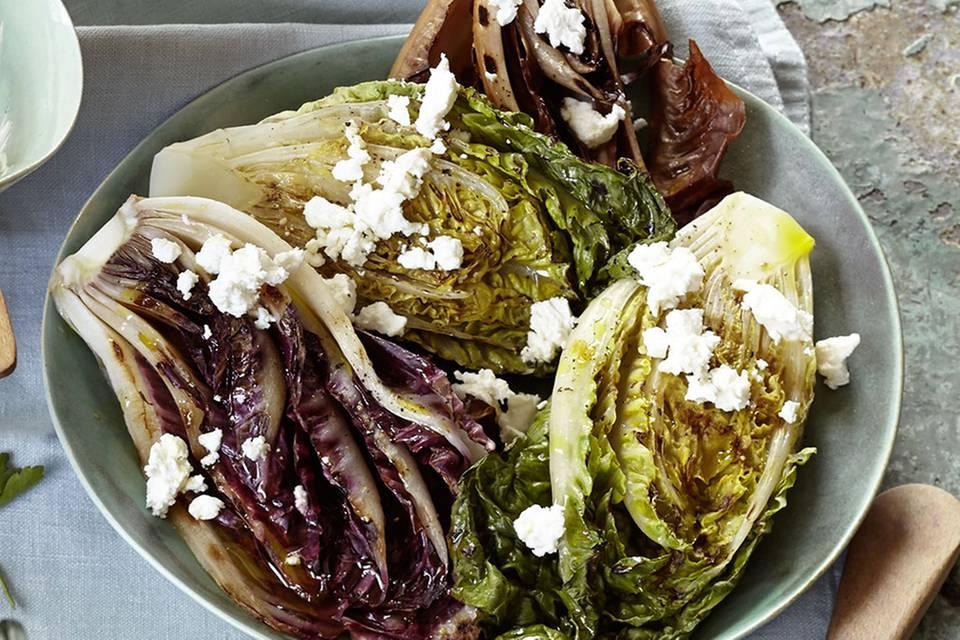 Gegrillte Salate Rezept