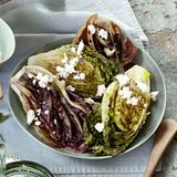 Gegrillte Salate