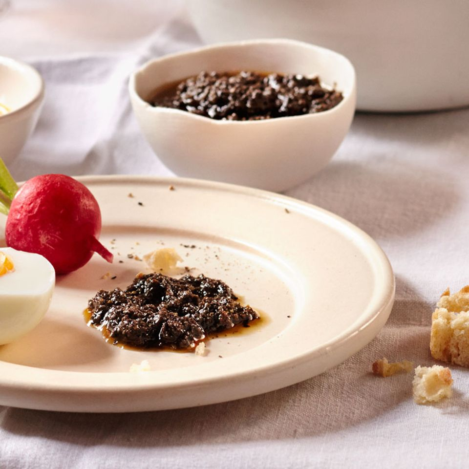 Tapenade (Olivenpaste)