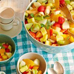 Macedonia di frutta (Obstsalat)