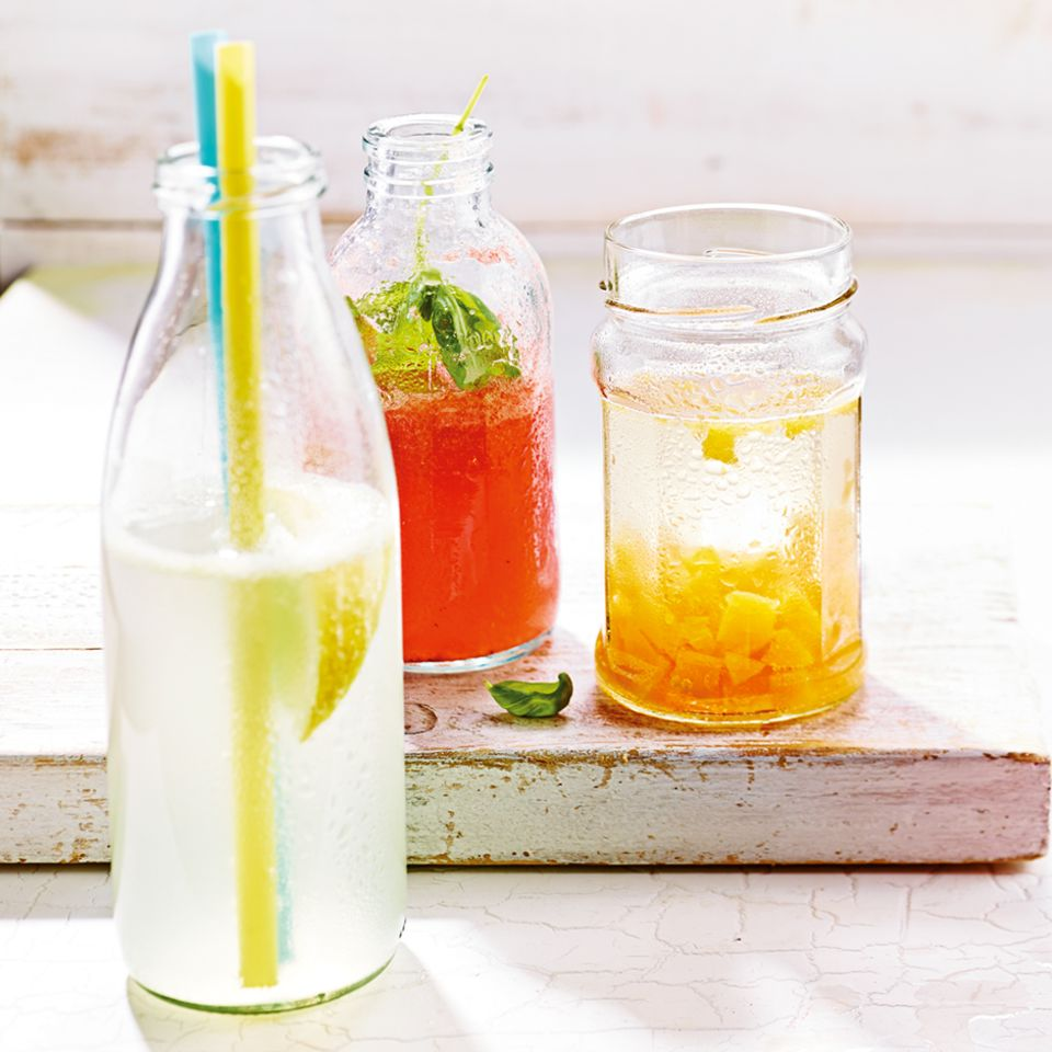 Melonen-Drink