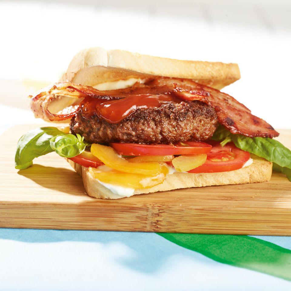 Sandwich-Burger