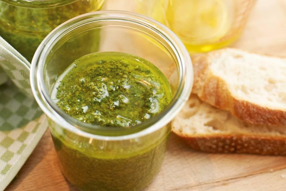 Basilikum-Pesto Rezept