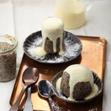 Aprikosen-Mohn-Pudding