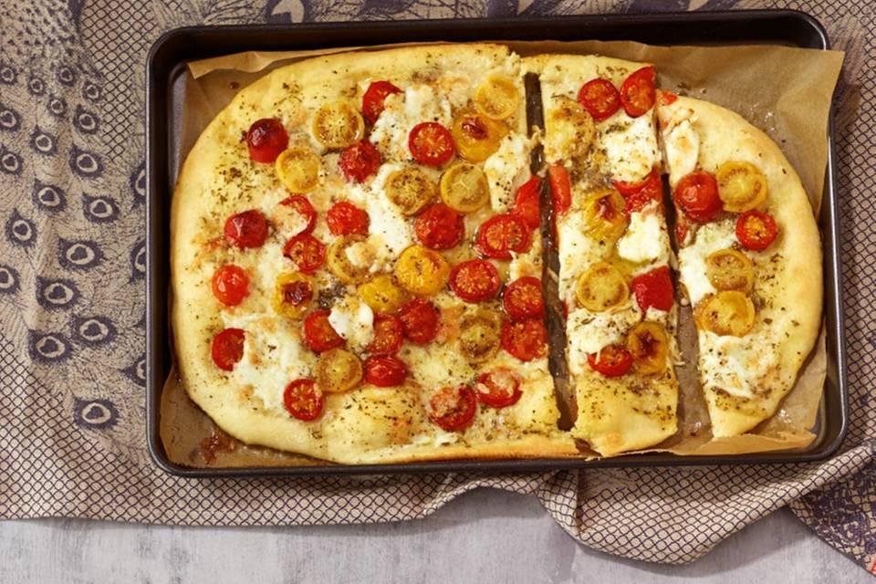 Tomaten-Focaccia Rezept
