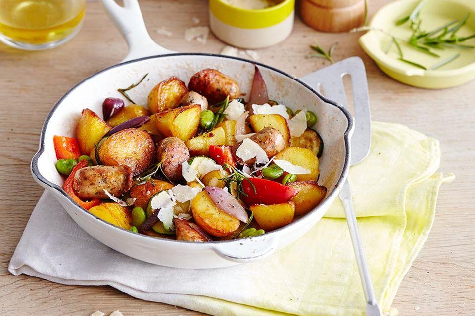 Die besten Rezepte mit Kartoffeln