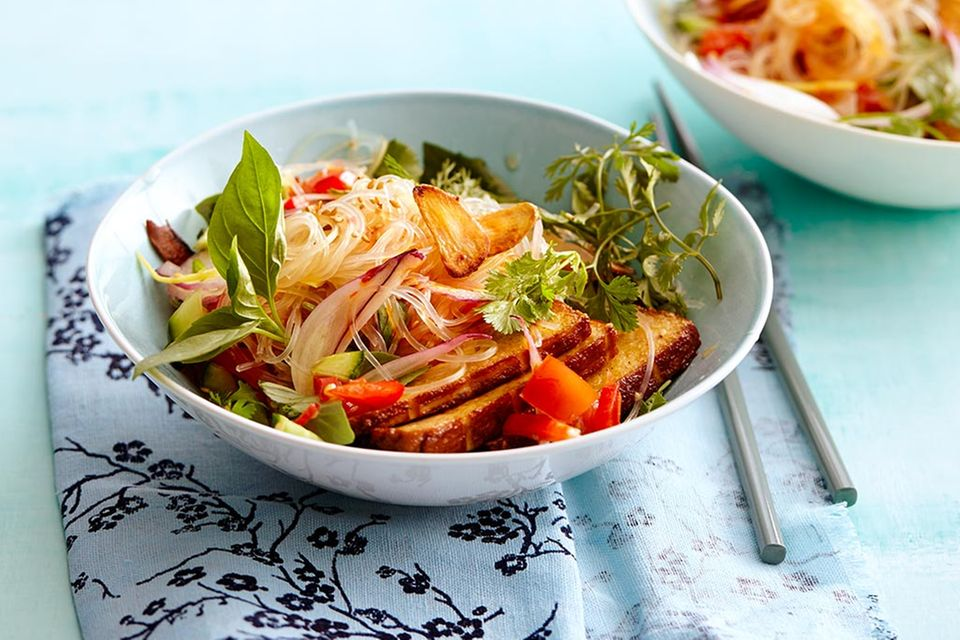 Schnelle Tofu-Rezepte