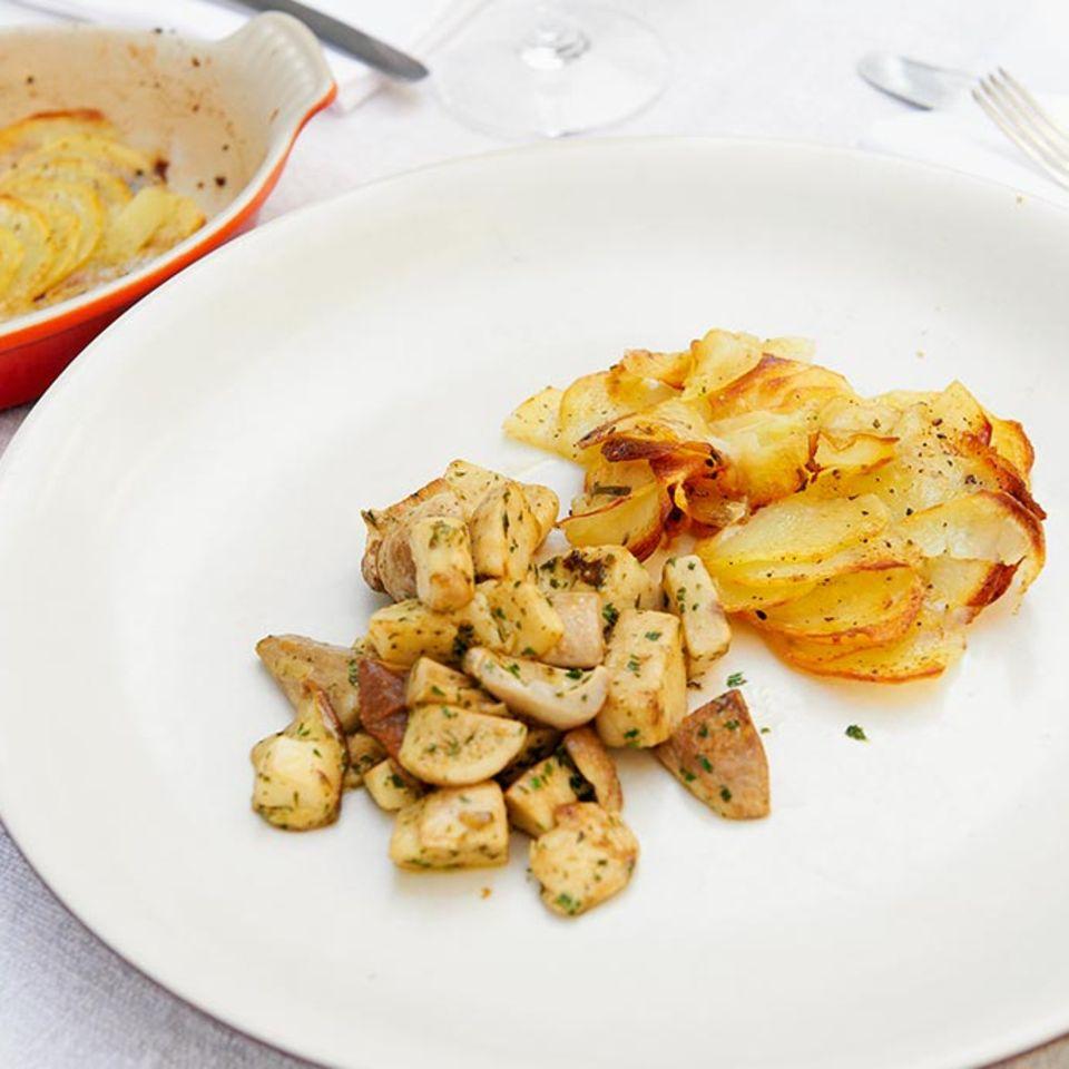 Kartoffelchips nach Franz Keller