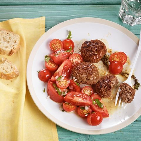 Gesunde Rezepte mit Tomaten