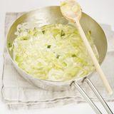 Lauch-Rahm-Gemüse