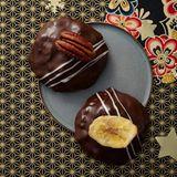 Bananen-Pecannuss-Lebkuchen