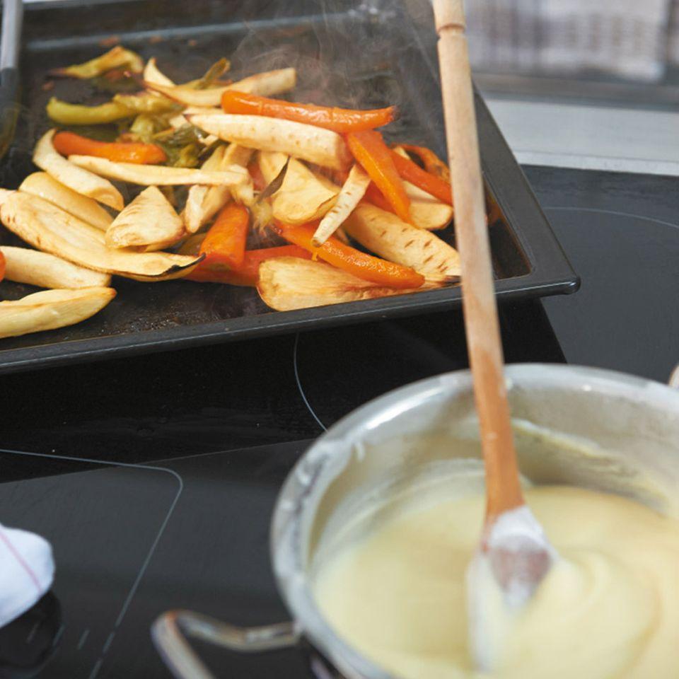Kartoffel-Sahne-Püree