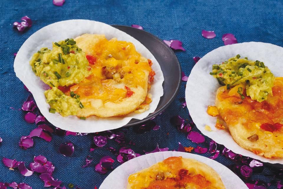 Mexiko-Pancakes Rezept