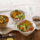 Bratreis mit Gemüse und Tofu