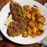 Kerbel-Schnitzel