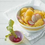 Radieschen-Kartoffel-Salat