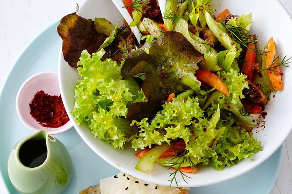 Türkischer Salat Rezept