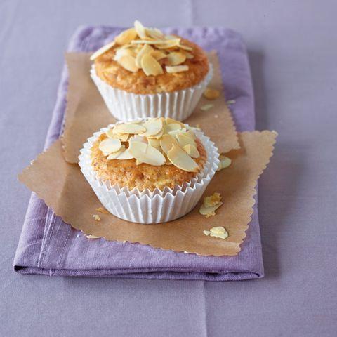 Pastinaken-Mandel-Muffins