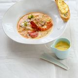 Rouille (Safran-Mayonnaise)