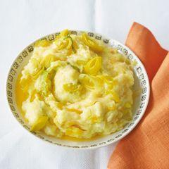 Kartoffel-Lauch-Stampf