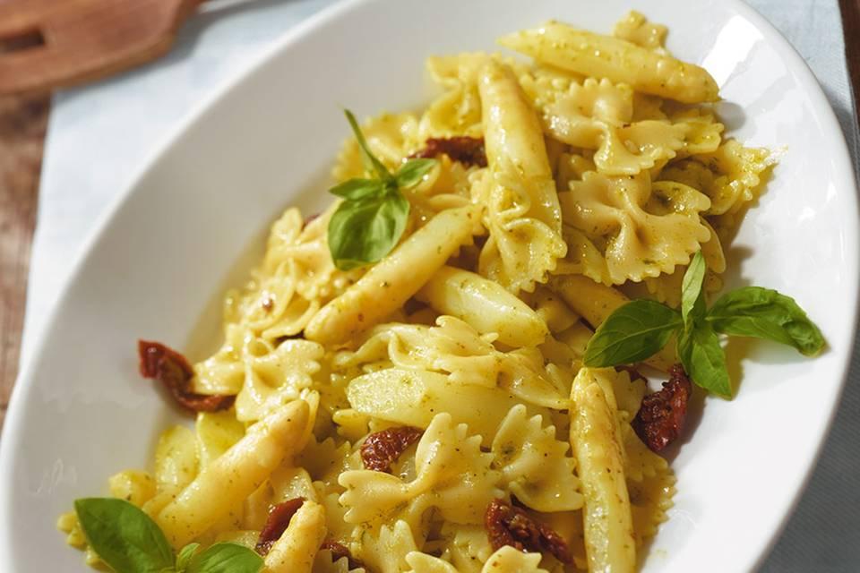 Spargel-Nudel-Salat Rezept
