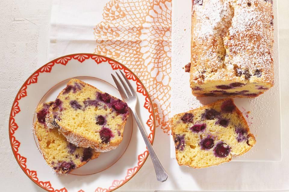 Heidelbeer-Schoko-Kuchen Rezept