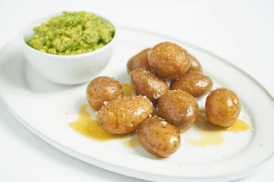 Geräucherte Kartoffeln Rezept