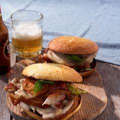 Porchetta-Burger