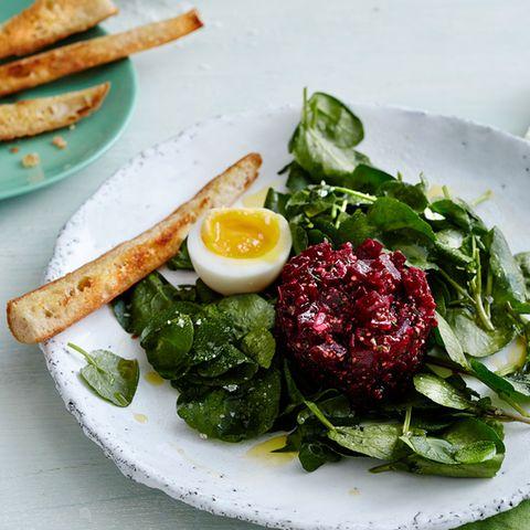 Rezepte: Vegetarisches Tatar