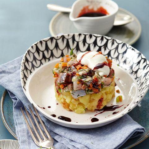 Rezepte: Tatar aus Fisch