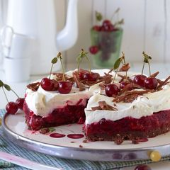 Kirsch-Sahne-Torte