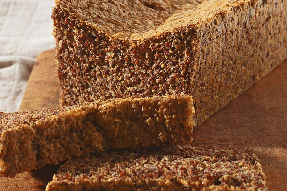 Low-Carb-Brot Rezept