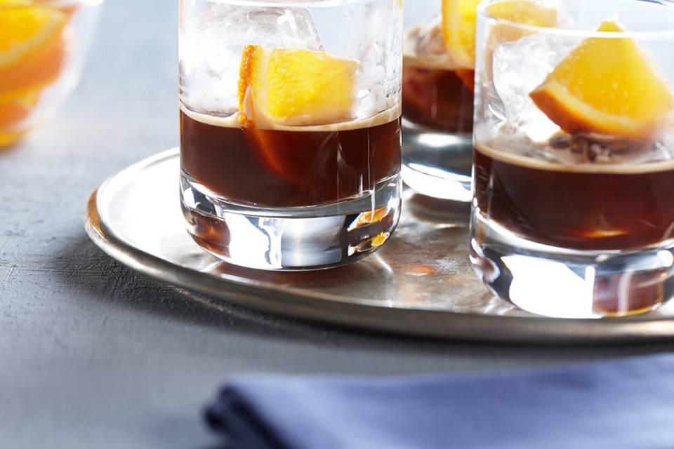Café con hielo Rezept
