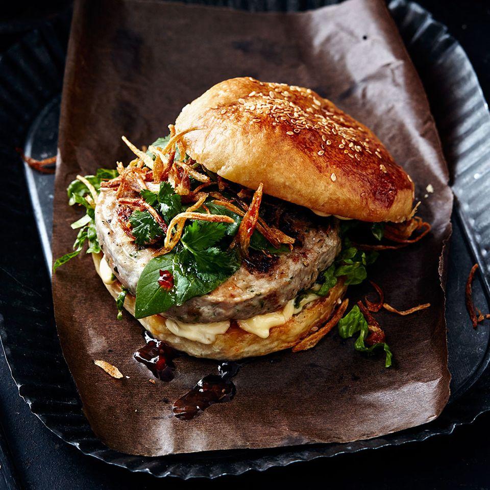 Thai-Burger