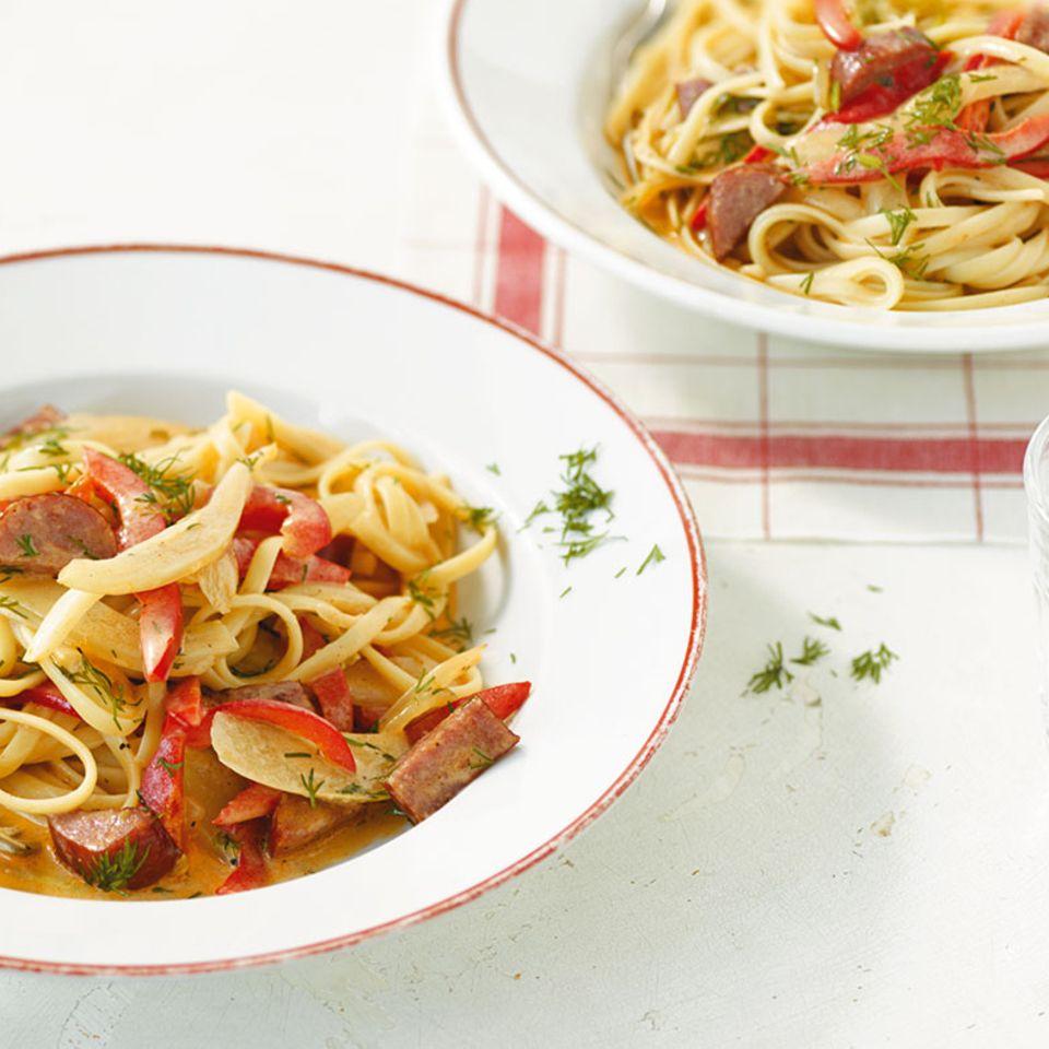 Fenchel-Pasta