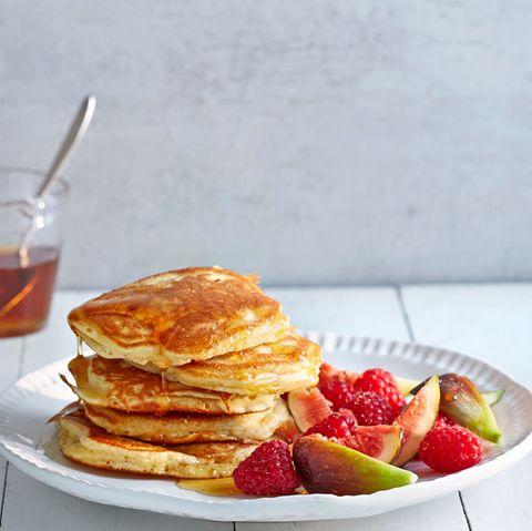 Pancakes, Pfannkuchen, Frühstück