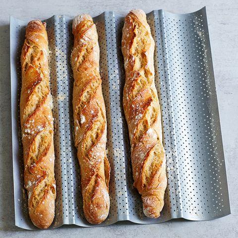 Weizen-Dinkel-Baguette