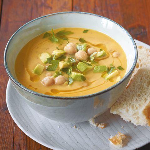 Herbst: Suppen & Eintöpfe