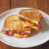 Pfannen-Sandwich