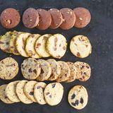 Rosmarin-Amarena-Kekse