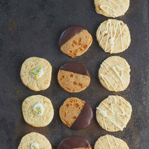 Erdnuss-Ingwer-Kekse